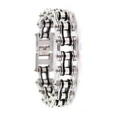 """3/4"""" SS Bracelets 2-Tone"""
