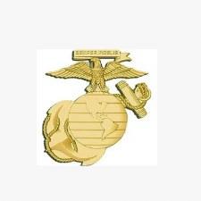 Buckle USMC EGA