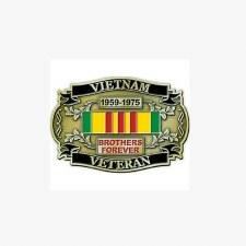 Buckle Viet Vet Brothers