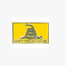 Buckle Dont Tread On Me