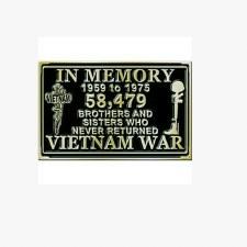 Buckle In Memory, Veterans