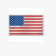 Buckle USA Flag