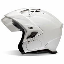 Mag 9 Sena Helmet Pearl White
