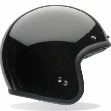 Custom 500 Gloss Black Helmet