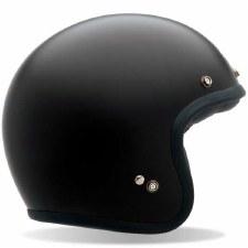 Custom 500 Matte Black Helmet