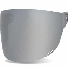 Bullitt Flat Shield Silver Iri
