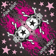 Bandanna Pink Star Skull