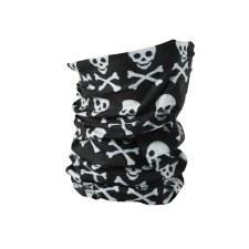 Motley Tube Skull & Crossbones