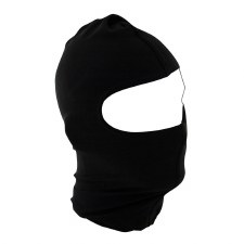 Balaclava, Nylon, Black