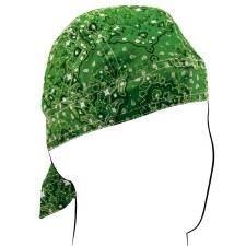 Flydanna Green Paisley