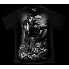 Men's Biker Babe Shirt