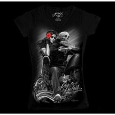 Ladies Biker Babe Shirt