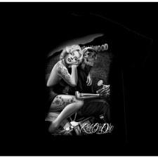 Men's Hollywood Homegirl Shirt