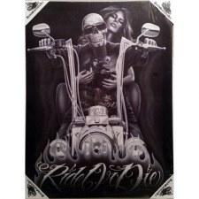 Canvas Art ROD MyOldLady