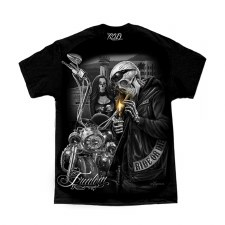 Men's T-Shirt Freedom Black