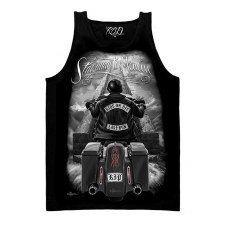 Buffalo Vest Ext W/MC Chain