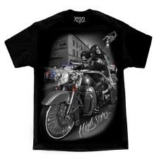 Men's T-Shirt High Stakes Blk
