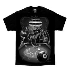Men's T-Shirt Last Shot Black