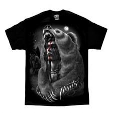 Men's T-Shirt Hunter Black