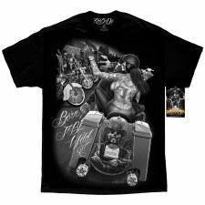 Men's T-Shirt Born To Be Wild
