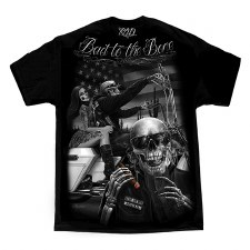 Men's ROD Shirt Bad ToThe Bone