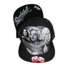 Bombshells Snapback Hat