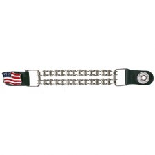 US Flag Vest Ext W/MC Chain