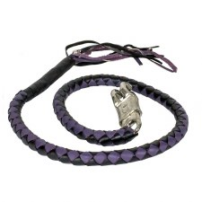 Bet Back Whip Black/Purple