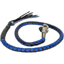 Get Back Whip Black/Blue