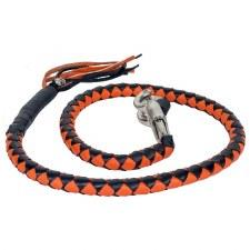 Get Back Whip Black/Orange