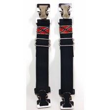 Rebel Flag Pants Boot Clip