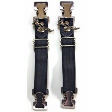 Rose Pants Boot Clips