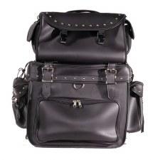 MC Sissybart Bag W/Studs PVC