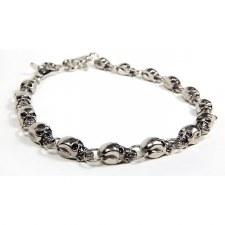 """25"""" Biker Skull Chain"""