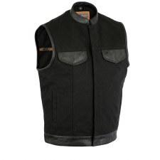 Men's Textile Concealment Vest