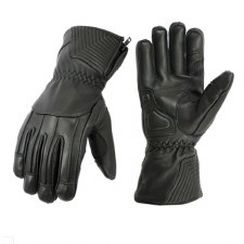 Insulated Driving Glove Black