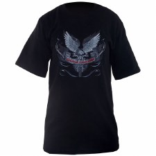 Eagle Leather Graphic Tee