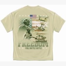 Freedom Full Battle Rattle