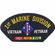 Viet Hat USMC 1ST