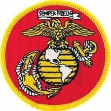 USMC Logo Globe Anchor