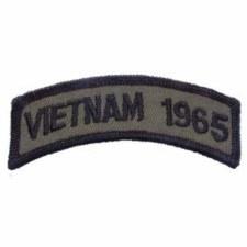 Vietnam Tab 1965
