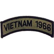 Vietnam Tab 1966