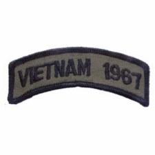 Vietnam Tab 1967