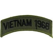 Vietnam Tab 1968