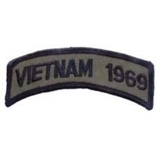 Vietnam Tab 1969
