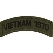 Vietnam Tab 1970