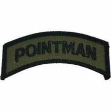 Army Tab Pointman