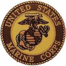 USMC Logo (Desert)