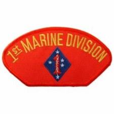 USMC Hat 1st Div