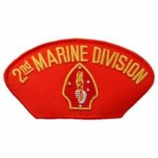 USMC Hat 2nd Div